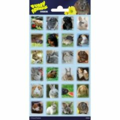 Haza Original Stickerset Furry Friends