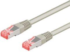Wentronic Geen 111470 - Cat 6 UTP-kabel - RJ45 - 1.5 m - grijs