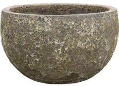 Baq Design Lava Relic Jade bowl bloempot 40x24 cm