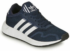Adidas Originals Swift Run sneakers donkerblauw/wit/zwart