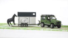 BRUDER 02592 landvoertuig model Voorgemonteerd Terreinwagen miniatuur 1:16