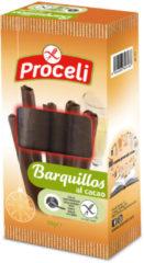 KI GROUP SpA Proceli Barquillos Cialde Con Cioccolato Fondente Senza Glutine 90g