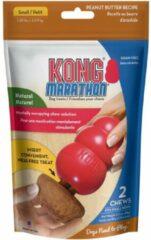 Kong marathon peanut butter 5x5x4,5 cm 2 st