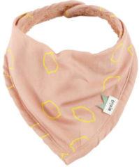 Roze Trixi Baby Trixie Baby bandana slab Lemon Squash