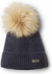 Columbia Winter Blur Pom Pom Beanie Muts - Nocturnal - Nocturnal - One size