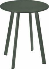 Ambiance-Bijzet- Tafel -40cm -mat-groen