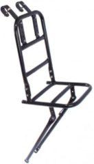 Steco Bagagedrager voor glans zwart 20 x 20 x 30cm