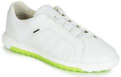 Witte Lage Sneakers Geox U NEXSIDE