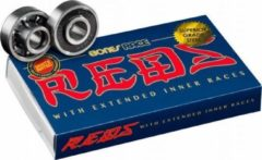 Bones Bearings Bones Race Reds skateboard lagers