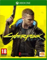 CD Projekt RED Cyberpunk 2077 - Day One Edition - Xbox One