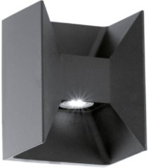 N 6x40/10 F (100) (100 Stück) - Nail anchor 6x40mm N 6x40/10 F (100)tdoor light 2x2,5W aluminum, anthracite, 93319""