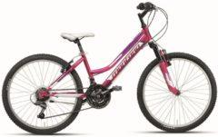 26 Zoll Damen Mountainbike 18 Gang Montana Escape Starrgabel Wham lila