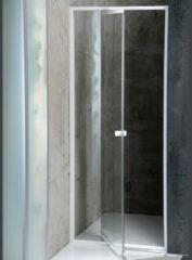Aqualine Amica douchedeur 82 - 102cm stelbaar wit