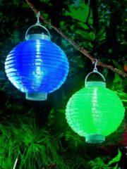 Solar Gartenlampen 2tlg. Set JOKA weiß
