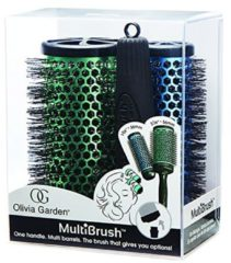 Olivia Garden MultiBrush Borstel 3pcs Kit