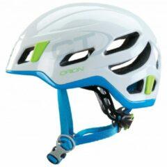 Climbing Technology - Orion Helmet - Klimhelm maat 50-56 cm grijs/wit/blauw