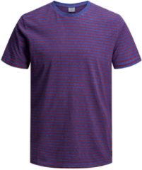 JACK & JONES Regular Fit T-shirt Men Blue