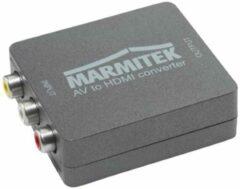 Witte AV Converter [RCA composite, SCART - HDMI] 1080 x 720 p Marmitek Connect AH31