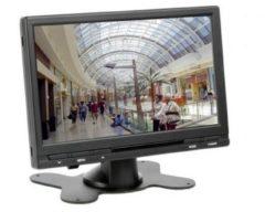 Velleman 7 DIGITALE TFT-LCD MONITOR MET AFSTANDSBEDIENING - 16:9 / 4:3 - Velle