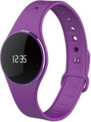 MYKRONOZ ZeCircle Fitnessband Tracker Uhr lila