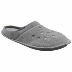 Crocs - Classic Slipper - Pantoffels maat M5 / W7, grijs