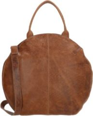 MicMacbags Côte d'Azur Dames Shopper Camel