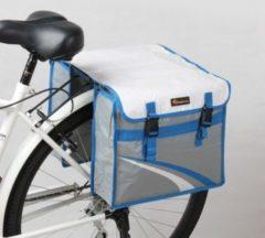 Filmer Doppel Gepäckträger Fahrrad Tasche Fahrradtasche Gepäcktasche Satteltasche