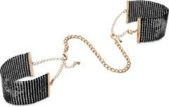 Desir Metallique Handboeien Zwart Bijoux Indiscrets 134