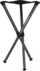 Antraciet-grijze Walkstool - 3-Poots krukje - Basic 60cm - Verstelbaar - Antraciet