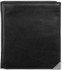 Zwarte H.J. de Rooy DR Amsterdam Portefeuille - Toronto - 15704 Black