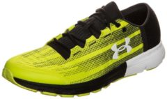 SpeedForm Velociti Laufschuh Herren Under Armour smash yellow / black / white