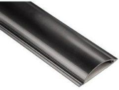 Hama 83159 - PVC-Kabelkanal,halbrund 100/7/2,1cm,sw 83159, Aktionspreis