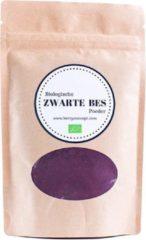 Berryconcept Biologische zwarte bessen poeder 150 gram