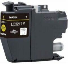 Brother LC3217Y Origineel Inktcartridge Geel