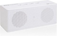 Pure Acoustics Hipbox Mini Portable bluetooth speaker met radio (wit)