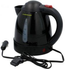 Zwarte DUNLOP - reiswaterkoker - 0,8liter - 12V - voor de auto
