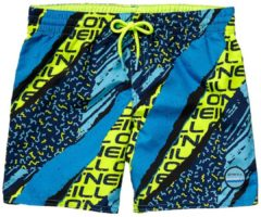 O'Neill Strike Out Board Short Blue Swim Shorts