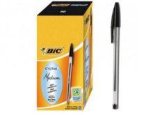 Bic Cristal Original Nera 50 Penne