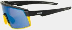 AGU Verve HD Fietsbril Essential Fluo Geel Zwart/Geel