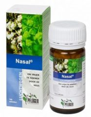 Pfluger Nasal - 100 tabletten - Voedingssupplement