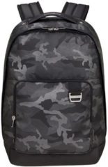 Grijze Samsonite Rugzak Met Laptopvak - Midtown Laptop Backpack M Camo Grey