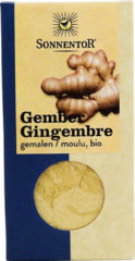 Sonnentor Gember Thee 100% Los Bio (90g)