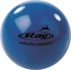 Merkloos / Sans marque Hockeybal glad blauw - no logo
