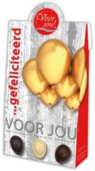 Voor Jou! Cadeau Doos Young Ballonnen Gefeliciteerd (100g)