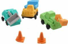 Moses Gummenset Trucks Junior 6 Cm 5-delig