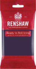 Renshaw Rolfondant Pro - Donker Paars - 250g