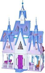 Disney Frozen 2 Arendelle Kasteel + Licht en Accessoires 152x122 cm