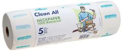Sibel 5 ROL NEKPAPIER CLEAN ALL 100 STRIPS 100% WATERPROOF 5 ROLLEN