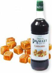 Bigallet Caramel Koffiesiroop - 1000 ml