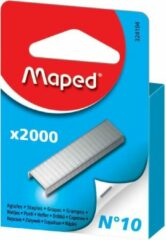 Maped Office 31x Maped nietjes nr 10, doos a 2.000 nieten